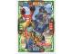 Gear No: njo4de131  Name: Ninjago Trading Card Game (German) Series 4 - #131 Team Schlangen Card