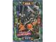 Gear No: njo4de134  Name: Ninjago Trading Card Game (German) Series 4 - #134 Team Mächtige Drachenjäger Card