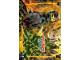 Gear No: njo4de145  Name: Ninjago Trading Card Game (German) Series 4 - #145 Erddrache Card