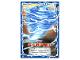 Gear No: njo4de159  Name: Ninjago Trading Card Game (German) Series 4 - #159 Jays Spinjitzu Wirbel Card