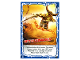 Gear No: njo4de161  Name: Ninjago Trading Card Game (German) Series 4 - #161 Ketten zermalmen Card