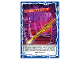 Gear No: njo4de162  Name: Ninjago Trading Card Game (German) Series 4 - #162 Ranken zerteilen Card