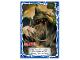 Gear No: njo4de172  Name: Ninjago Trading Card Game (German) Series 4 - #172 Felsatem Card
