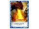Gear No: njo4de175  Name: Ninjago Trading Card Game (German) Series 4 - #175 Feueratem Card