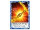 Gear No: njo4de180  Name: Ninjago Trading Card Game (German) Series 4 - #180 Sense der Erde Card