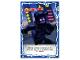 Gear No: njo4de186  Name: Ninjago Trading Card Game (German) Series 4 - #186 Achtung, Oni! Card
