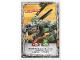 Gear No: njo4de204  Name: Ninjago Trading Card Game (German) Series 4 - #204 Erddrache Card