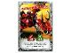 Gear No: njo4de205  Name: Ninjago Trading Card Game (German) Series 4 - #205 Mutter der Drachen Card