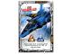 Gear No: njo4de214  Name: Ninjago Trading Card Game (German) Series 4 - #214 Jays Donner-Jet Card