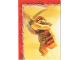 Gear No: njo4de235  Name: Ninjago Trading Card Game (German) Series 4 - #235 Ziehe zwei Karten Card
