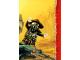 Gear No: njo4de240  Name: Ninjago Trading Card Game (German) Series 4 - #240 Puzzle Card