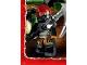 Gear No: njo4de241  Name: Ninjago Trading Card Game (German) Series 4 - #241 Puzzle Card