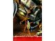 Gear No: njo4de242  Name: Ninjago Trading Card Game (German) Series 4 - #242 Puzzle Card