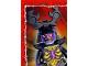 Gear No: njo4de244  Name: Ninjago Trading Card Game (German) Series 4 - #244 Puzzle Card