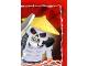 Gear No: njo4de246  Name: Ninjago Trading Card Game (German) Series 4 - #246 Puzzle Card