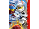 Gear No: njo4de249  Name: Ninjago Trading Card Game (German) Series 4 - #249 Puzzle Card
