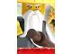 Gear No: njo4de251  Name: Ninjago Trading Card Game (German) Series 4 - #251 Puzzle Card