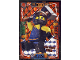 Gear No: njo4deLE2  Name: Ninjago Trading Card Game (German) Series 4 - LE2 Mega Power Cole Card