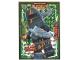 Gear No: njo4deLE23  Name: Ninjago Trading Card Game (German) Series 4 - LE23 Mega Böser Arkade Card