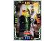 Gear No: njo4en077  Name: Ninjago Trading Card Game (English) Series 4 - # 77 Malicious Harumi Card