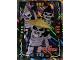 Gear No: njo4en130  Name: Ninjago Trading Card Game (English) Series 4 - #130 Team Skeletons Card