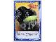 Gear No: njo4en164  Name: Ninjago Trading Card Game (English) Series 4 - #164 Dragon Hunter Prison Card