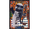 Gear No: njo4plLE5  Name: Ninjago Trading Card Game (Polish) Series 4 - LE5 Mega Power Zane Card