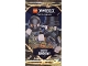 Gear No: njo4plpack  Name: Ninjago Trading Card Game (Polish) Series 4 - Łowcy Smoków Card Pack