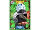 Gear No: njo5de012  Name: Ninjago Trading Card Game (German) Series 5 - # 12 Digi Cole Card