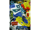 Gear No: njo5de034  Name: Ninjago Trading Card Game (German) Series 5 - # 34 Ultra Duell Digi Jay Card