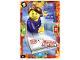 Gear No: njo5de051  Name: Ninjago Trading Card Game (German) Series 5 - # 51 Zeitungsjunge Lil' Nelson Card