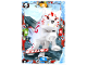 Gear No: njo5de062  Name: Ninjago Trading Card Game (German) Series 5 - # 62 Akita als Wolf Card