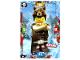 Gear No: njo5de064  Name: Ninjago Trading Card Game (German) Series 5 - # 64 Kataru Card