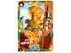 Gear No: njo5de075  Name: Ninjago Trading Card Game (German) Series 5 - # 75 Fiese Aspheera Card