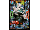Gear No: njo5deLE3  Name: Ninjago Trading Card Game (German) Series 5 - LE3 Digi Cole Limited Edition Card