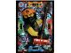 Gear No: njo5plLE12  Name: Ninjago Trading Card Game (Polish) Series 5 - LE12 Cole w akcji Edycja Limitowana Card