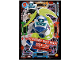 Gear No: njo5plLE13  Name: Ninjago Trading Card Game (Polish) Series 5 - LE13 Cyfrowy Duet Ninja Cole i Jay Edycja Limitowana Card