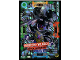 Gear No: njo5plLE24  Name: Ninjago Trading Card Game (Polish) Series 5 - LE24 Mroczny Władca Edycja Limitowana Card