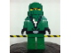 Gear No: njoLloydZX  Name: Ninjago Lloyd ZX (Glued)