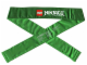 Gear No: njoheadband  Name: Headgear, Headband Green, Ninjago Large Logo Pattern