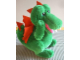 Gear No: ollie02  Name: Dragon Plush Ollie - Felt Wings