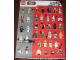 Gear No: p09swmg  Name: Star Wars 2009 Minifigure Gallery Poster, Version 1
