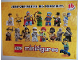 Gear No: p10cmf01  Name: Collectible Minifigures Series 1 Poster