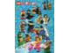 Gear No: p11col01  Name: Minifigure Collection Vol. 5 Poster