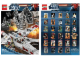 Gear No: p12sw1  Name: Star Wars 2012 Minifigure Gallery Poster (5000642)