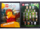 Gear No: p13sw5  Name: Star Wars 2013 Minifigure Gallery Poster, Lego Club Denmark Poster (Double-Sided)