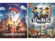 Gear No: p14tlmctynl  Name: The Lego Movie (NL: De Lego Film) / City Police 'Vang de Boef' Poster, Double-Sided, folded
