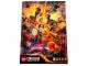 Gear No: p16nex01  Name: Nexo Knights Poster - Set 5004388-1 (43920819203)