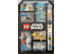 Gear No: p19sw5  Name: Star Wars 2019 20th Anniversary Poster (Sets & Minifigures with A-Z on rear) (US Exclusive)