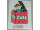 Gear No: pa10  Name: Patch, Iron-On Maxifigure in Box with LEGO Logo